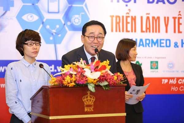 THÔNG TẤN XÃ VIỆT NAM: 12th PHAMEDI Vietnam to draw 400 firms