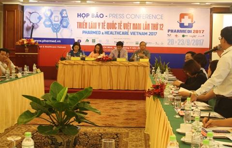 THỜI BÁO TÀI CHÍNH VIỆT NAM: Triển lãm Y tế Quốc tế Việt Nam Lần thứ 12