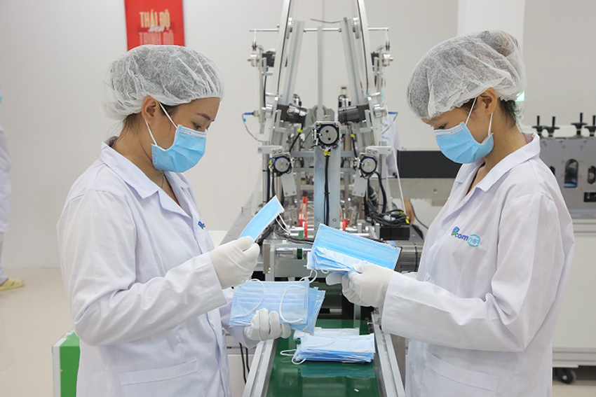 1.37 billion medical masks will be exported in 2020