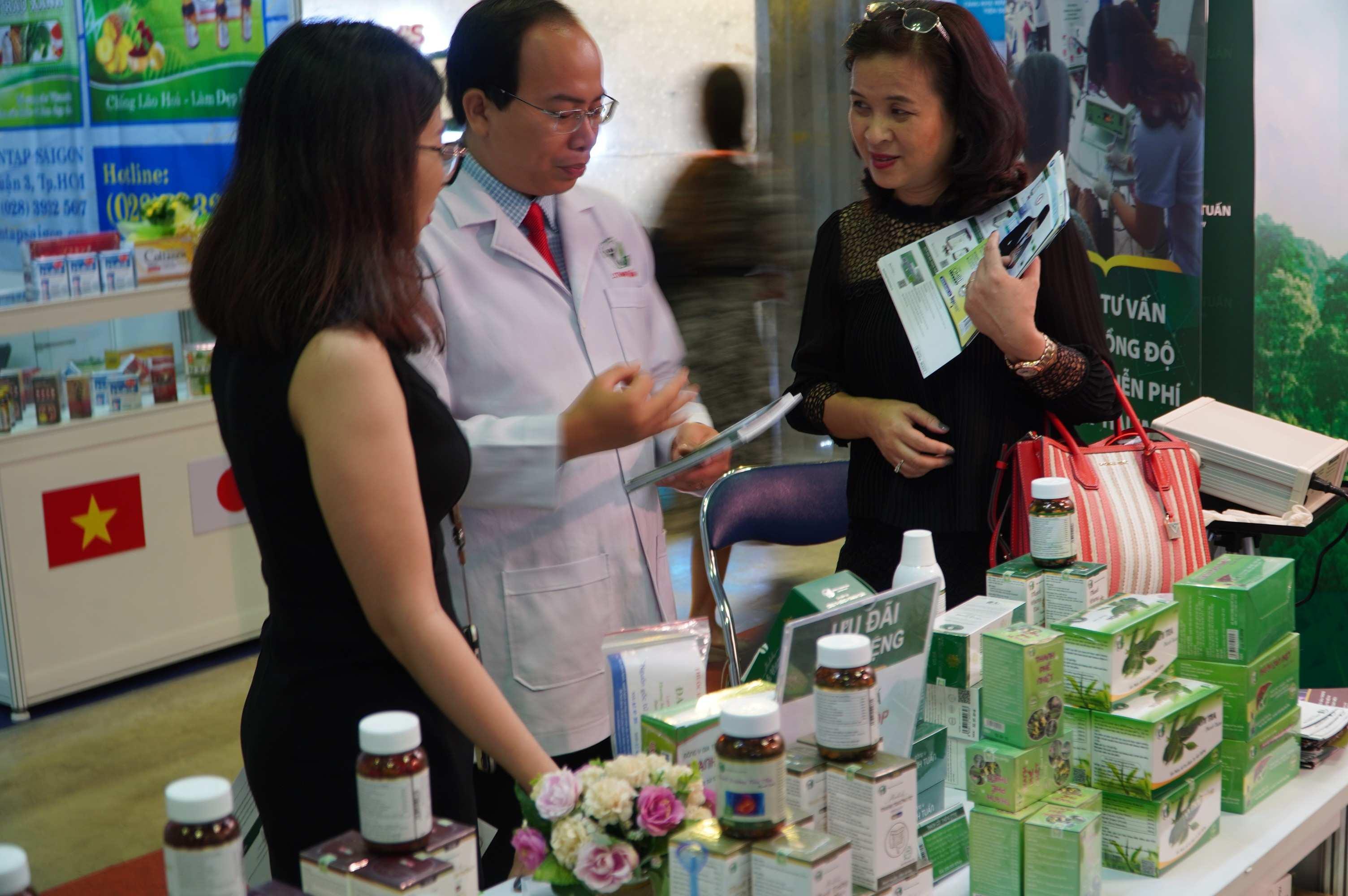 Pharmed & Healthcare Vietnam (Pharmedi 2019): Pharmaceutical companies come to Pharmedi 2019 seeking to open markets