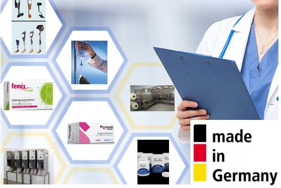 GERMAN MEDICINE AND OPPORTUNITIES TO ACCESS THE WORLD'S MOST MODERN MEDICAL FOUNDATION