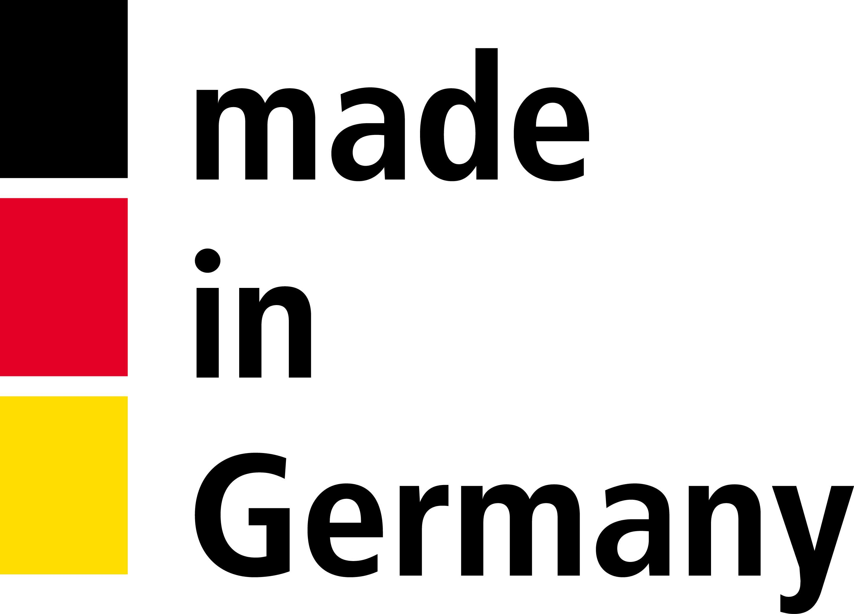 Plan your appearance now at favorable conditions under the roof of the German joint stand!