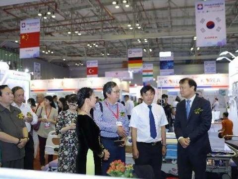500 doanh nghiệp sẽ tham dự triển lãm Pharrmed & Healthcare Vietnam 2020