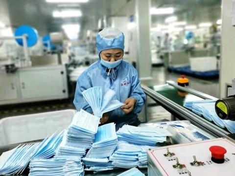 Việt Nam xuất 415 triệu khẩu trang từ đầu năm