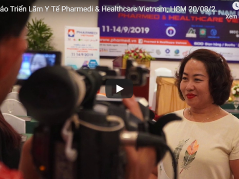 Press Conference: Pharmed & Healthcare Vietnam 2019