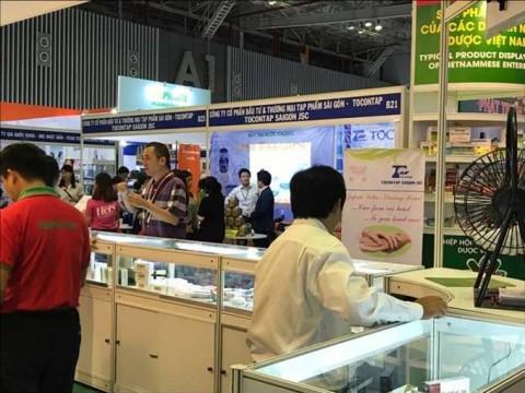 City to host int'l pharma, health expo (http://vietnamnews.vn/economy)